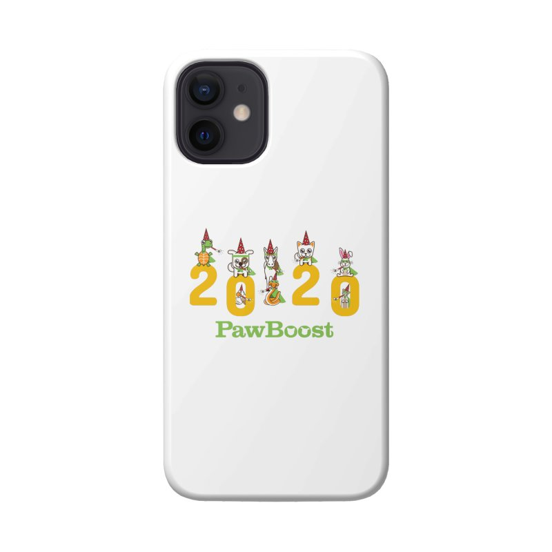 Hello 2020! Accessories Phone Case by PawBoost's Shop