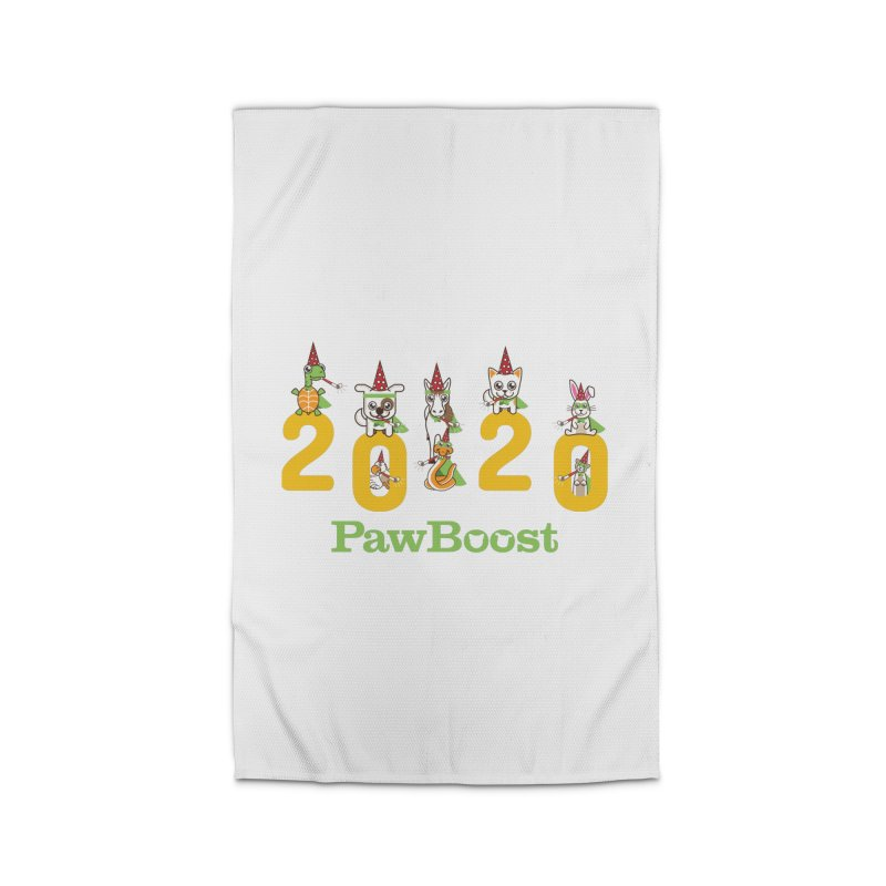 Hello 2020! Home Rug by PawBoost's Shop
