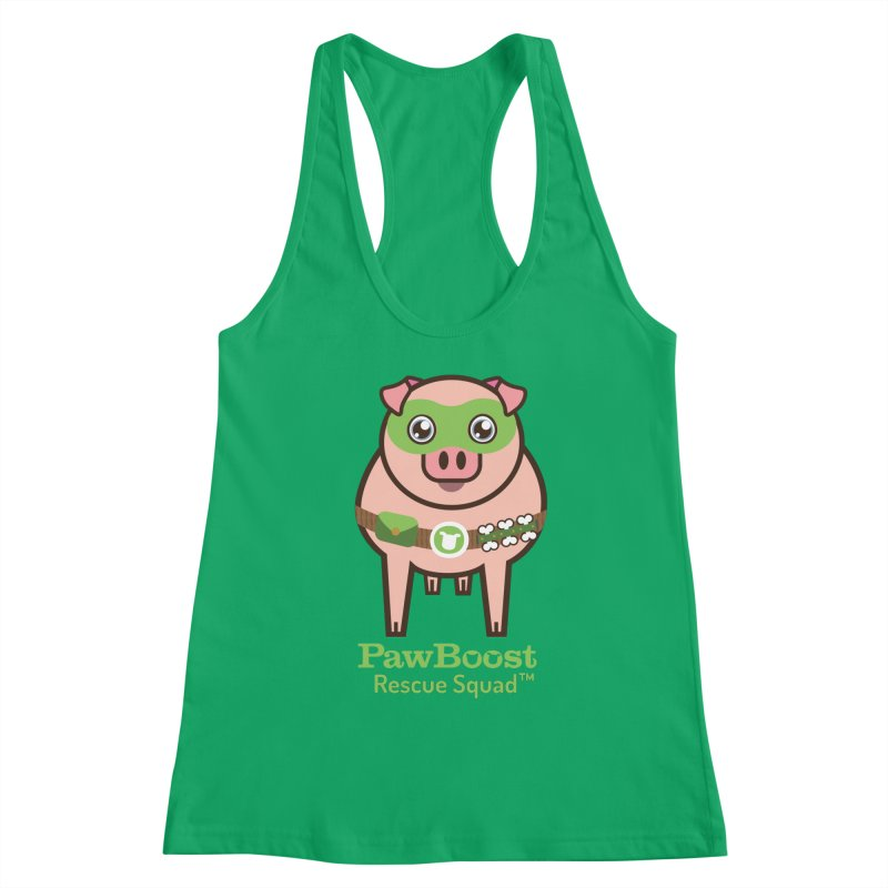 Presley (pig) Women's Tank by PawBoost's Shop
