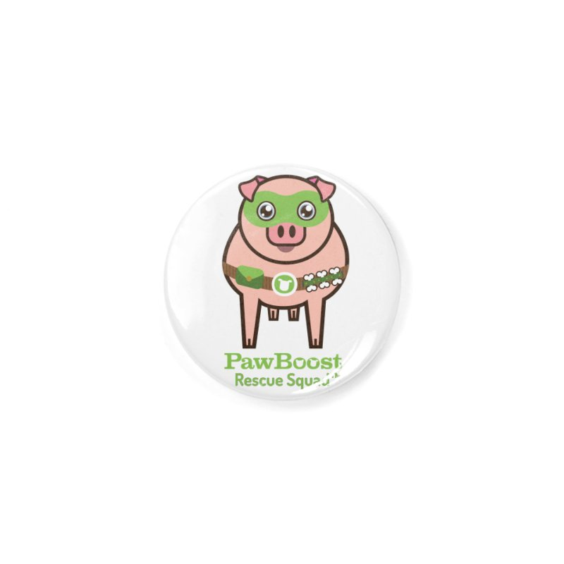 Presley (pig) Accessories Button by PawBoost's Shop