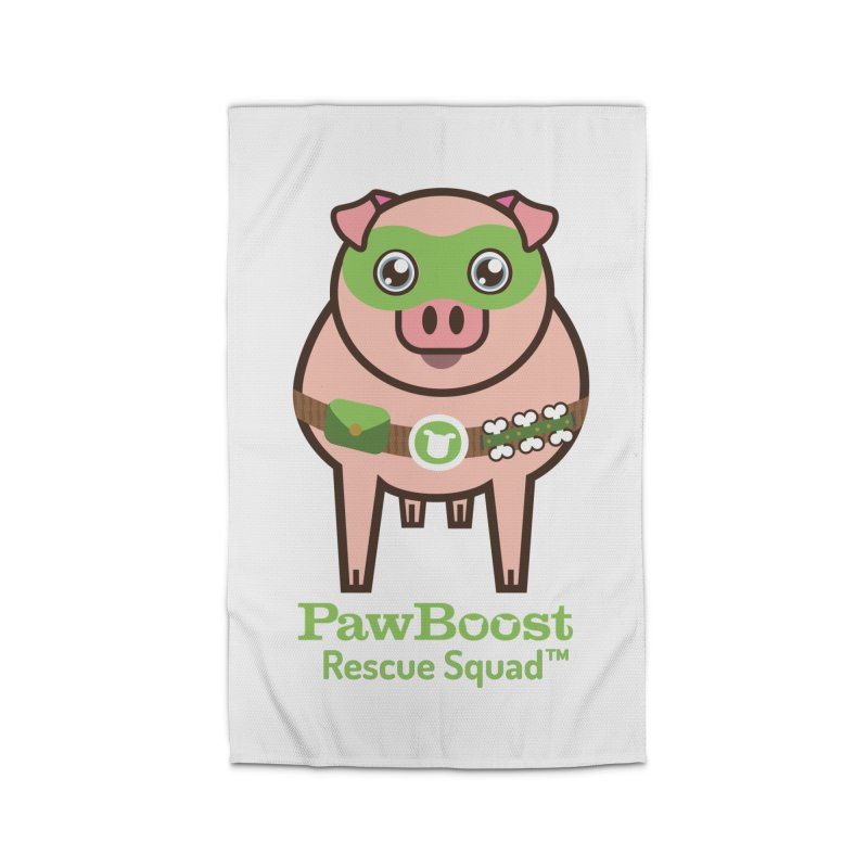 Presley (pig) Home Rug by PawBoost's Shop