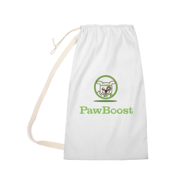 PawBoost Logo Accessories Bag by PawBoost's Shop