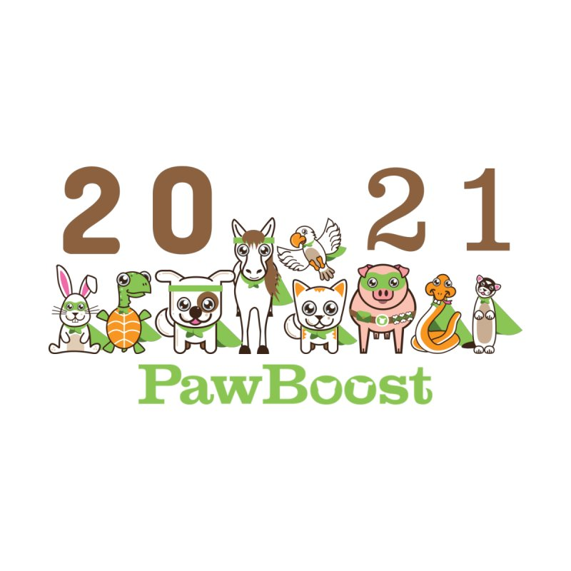 Hello 2021! Women's Scoop Neck by PawBoost's Shop