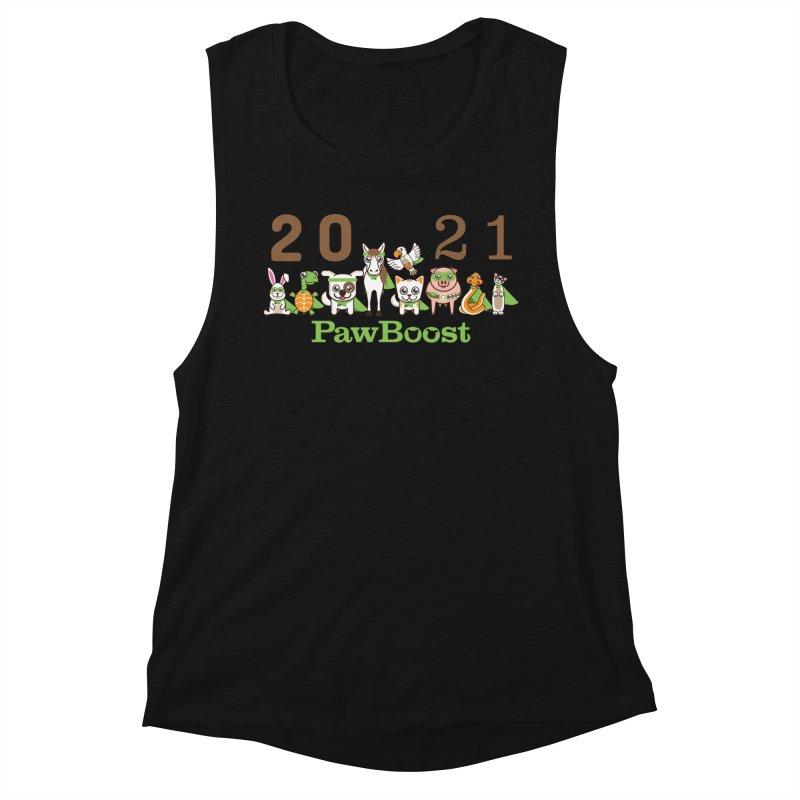 Hello 2021! Women's Tank by PawBoost's Shop