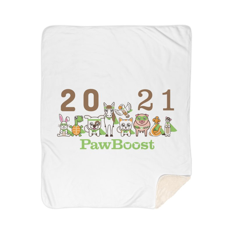 Hello 2021! Home Blanket by PawBoost's Shop