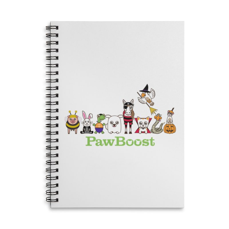 Rescue Squad (Halloween) Accessories Notebook by PawBoost's Shop
