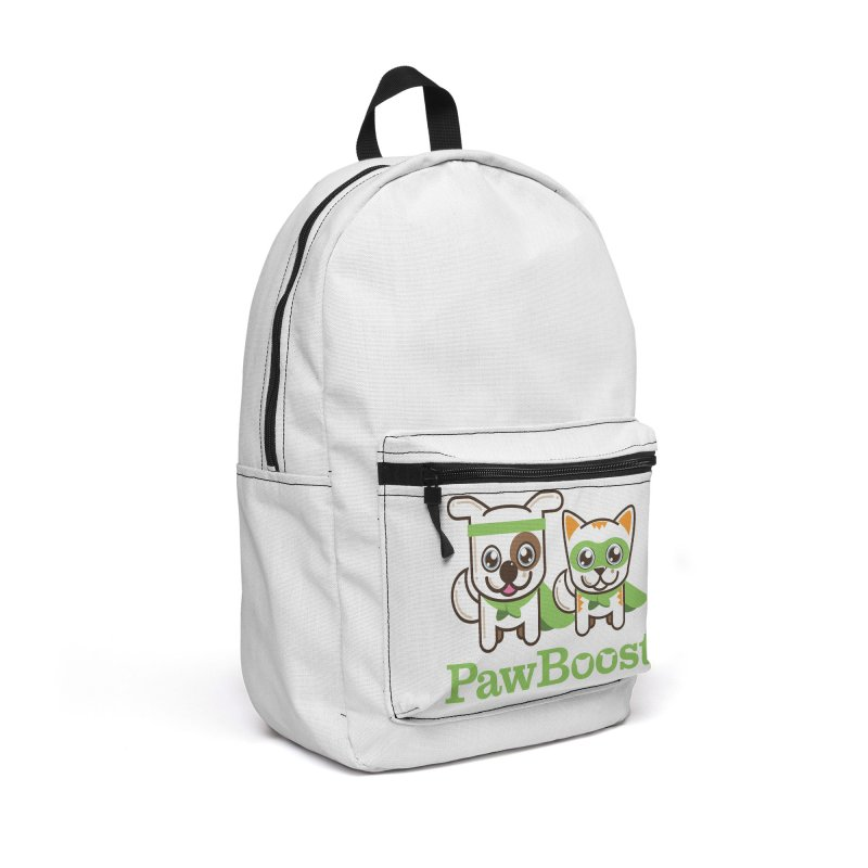 Toby & Moby in Backpack by PawBoost's Shop