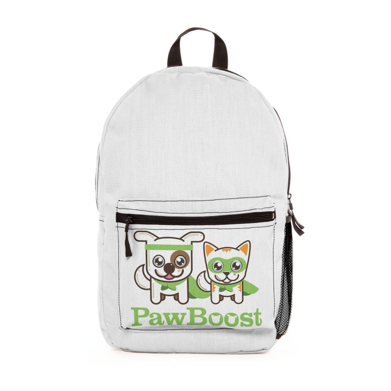 Toby & Moby Accessories Bag by PawBoost's Shop