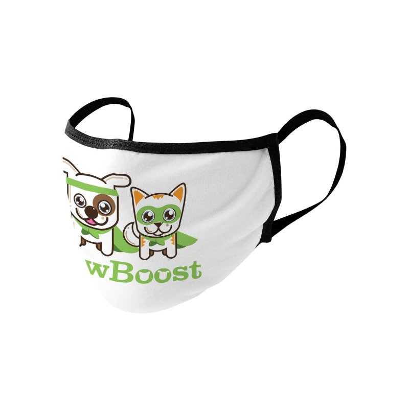 Toby & Moby Accessories Face Mask by PawBoost's Shop
