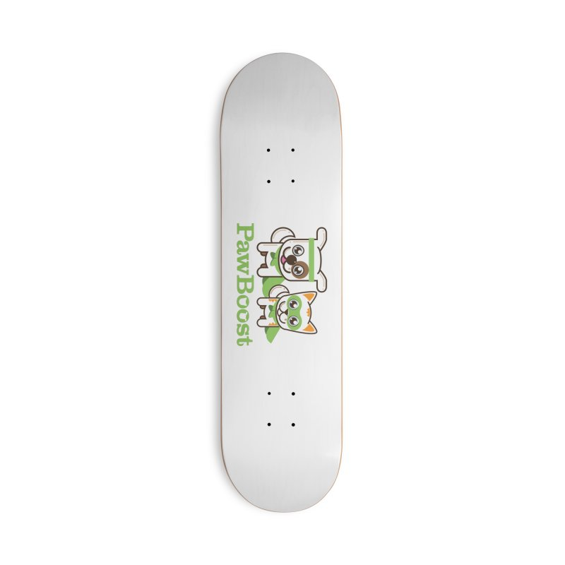 Toby & Moby Accessories Skateboard by PawBoost's Shop