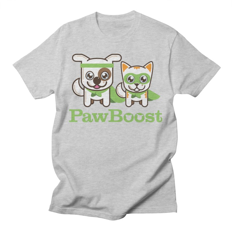 Toby & Moby Men's T-Shirt by PawBoost's Shop