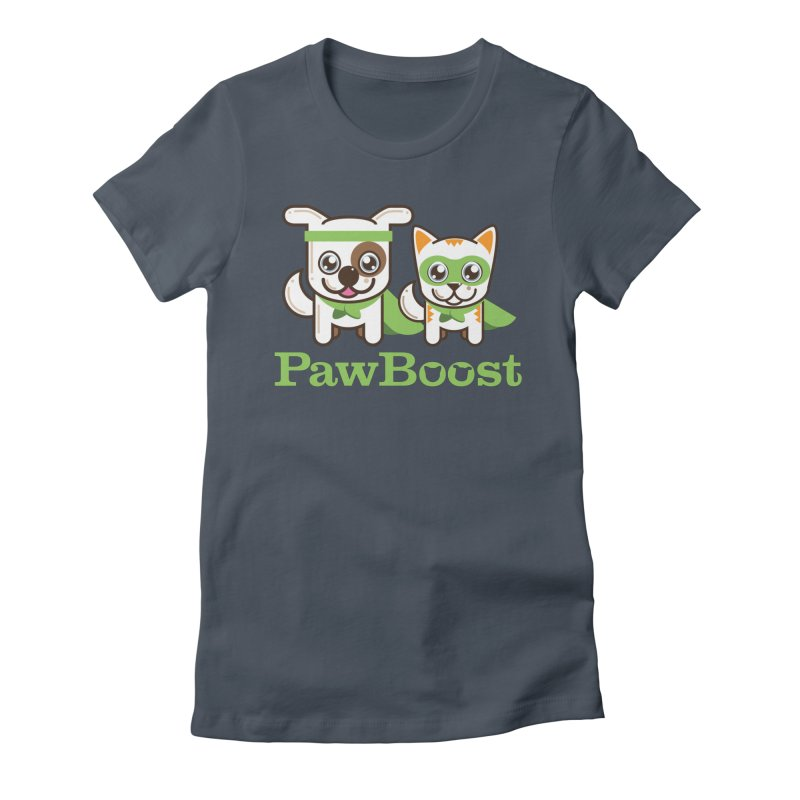 Toby & Moby Women's T-Shirt by PawBoost's Shop