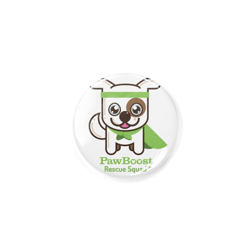 Toby (dog) Accessories Button by PawBoost's Shop