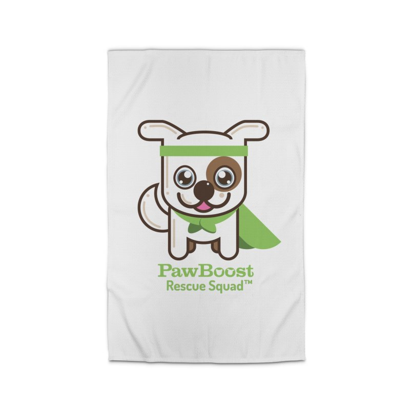 Toby (dog) Home Rug by PawBoost's Shop