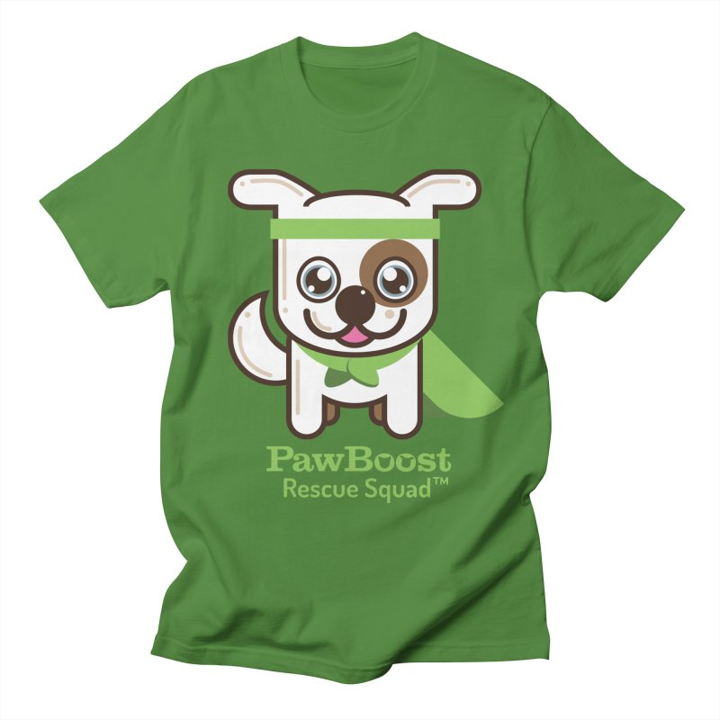 Toby (dog) Men's T-Shirt by PawBoost's Shop