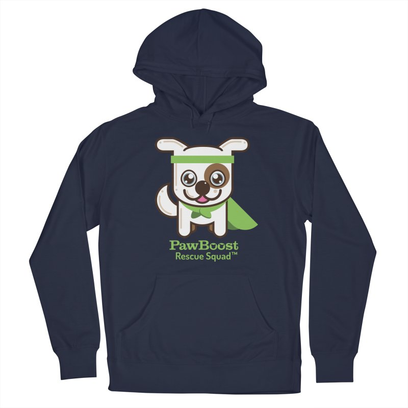 Toby (dog) Men's Pullover Hoody by PawBoost's Shop