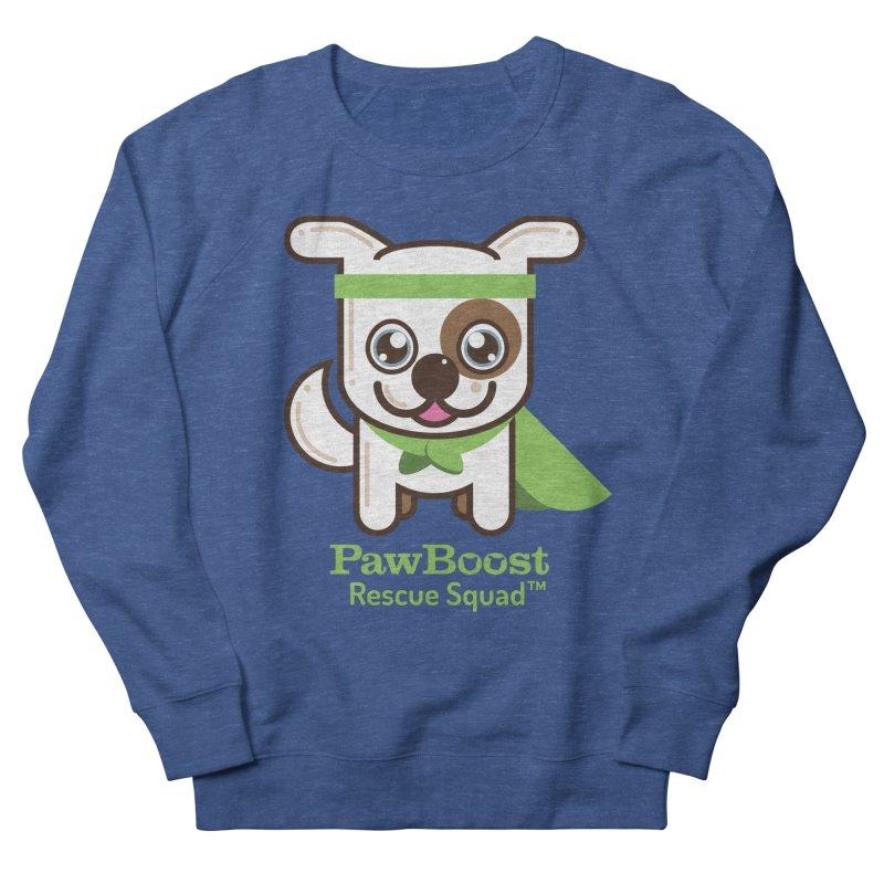 Toby (dog) Men's Sweatshirt by PawBoost's Shop