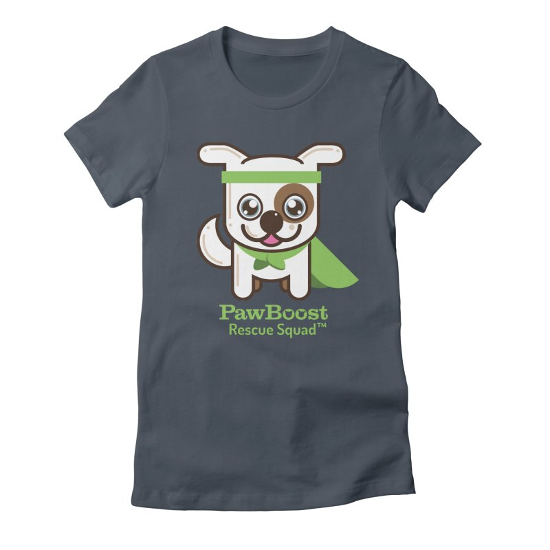 Toby (dog) Women's T-Shirt by PawBoost's Shop