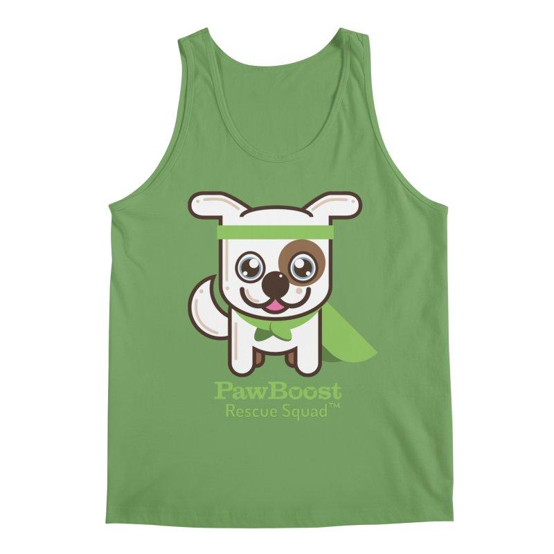 Toby (dog) Men's Tank by PawBoost's Shop