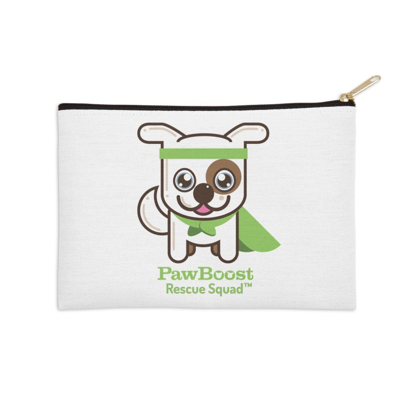 Toby (dog) Accessories Zip Pouch by PawBoost's Shop