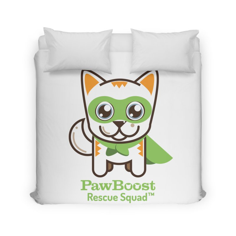 Moby (cat) Home Duvet by PawBoost's Shop