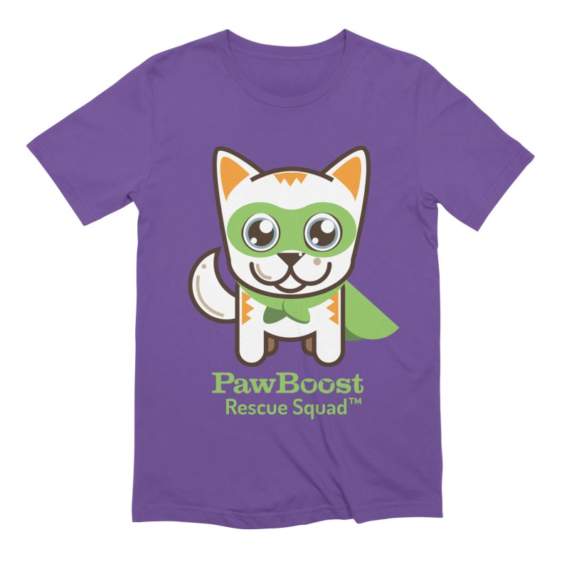 Moby (cat) Men's Extra Soft T-Shirt by PawBoost's Shop