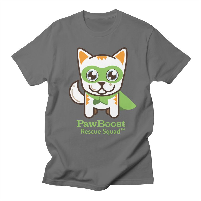 Moby (cat) Men's T-Shirt by PawBoost's Shop