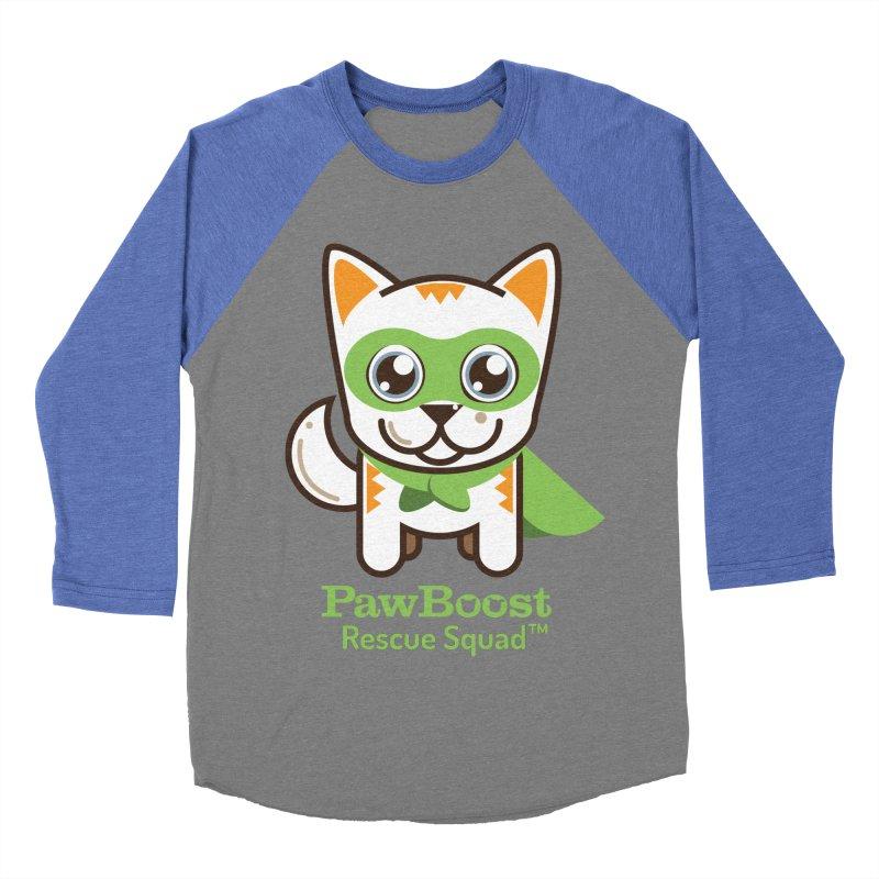Moby (cat) Women's Baseball Triblend T-Shirt by PawBoost's Shop