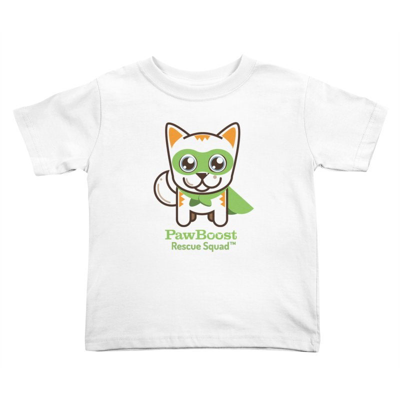 Moby (cat) Kids Toddler T-Shirt by PawBoost's Shop