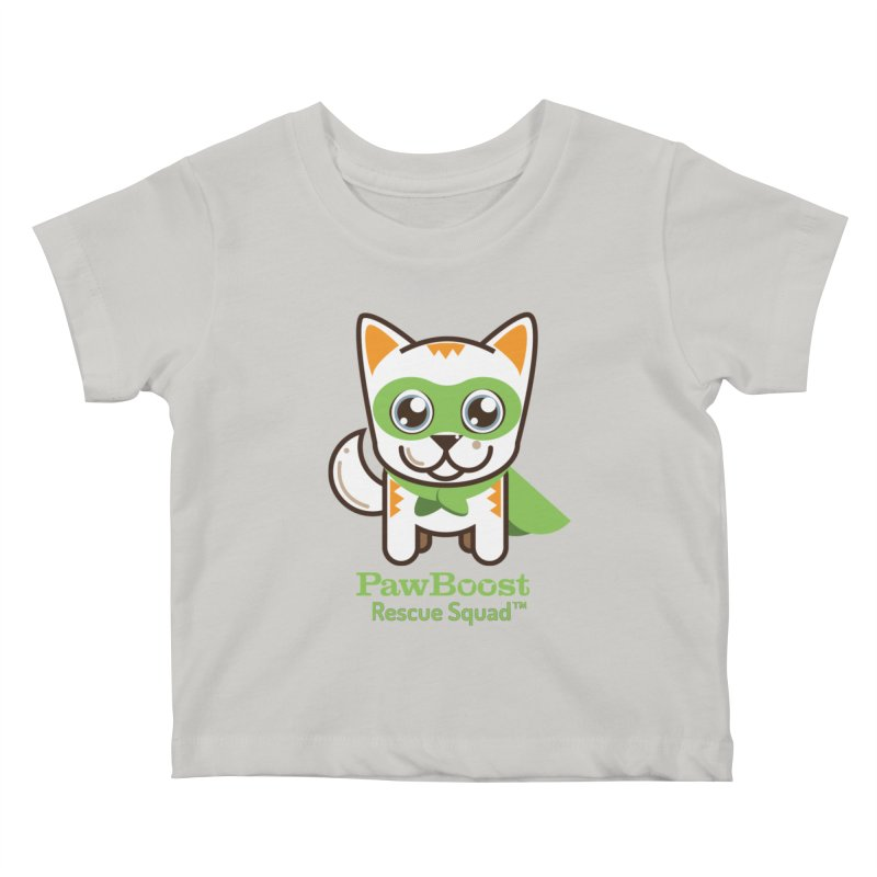 Moby (cat) Kids Baby T-Shirt by PawBoost's Shop