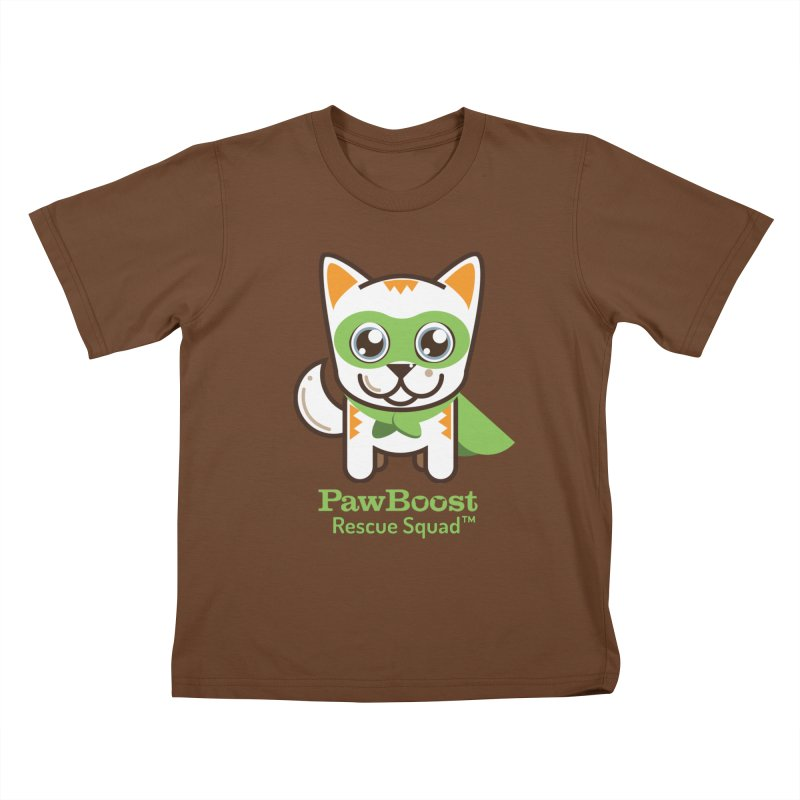 Moby (cat) Kids T-Shirt by PawBoost's Shop