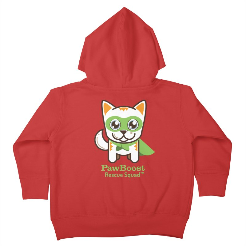Moby (cat) Kids Toddler Zip-Up Hoody by PawBoost's Shop