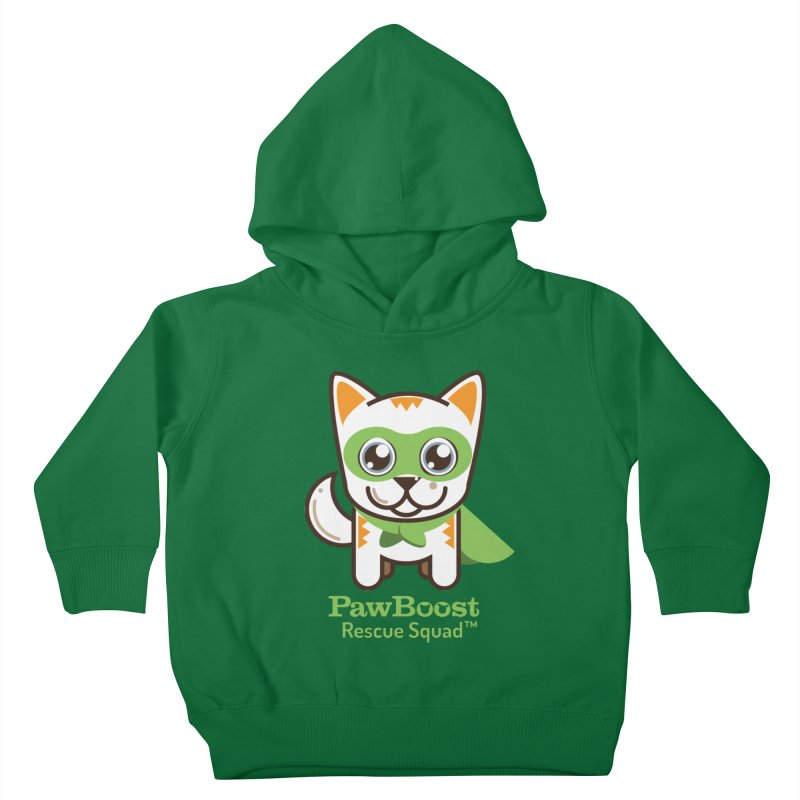 Moby (cat) Kids Toddler Pullover Hoody by PawBoost's Shop