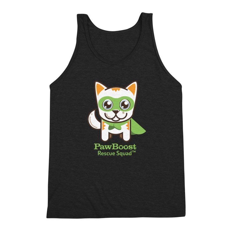 Moby (cat) Men's Triblend Tank by PawBoost's Shop