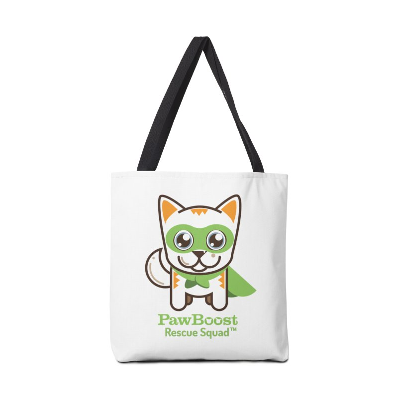 Moby (cat) Accessories Bag by PawBoost's Shop
