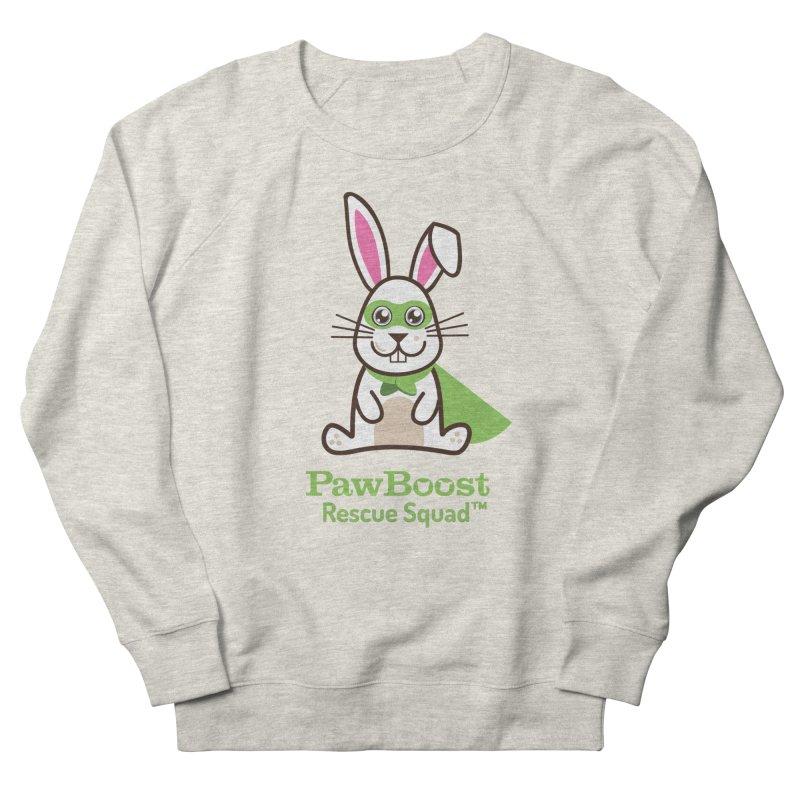 Riley (rabbit) Men's Sweatshirt by PawBoost's Shop