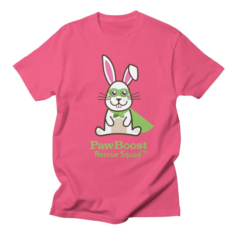 Riley (rabbit) Men's Regular T-Shirt by PawBoost's Shop