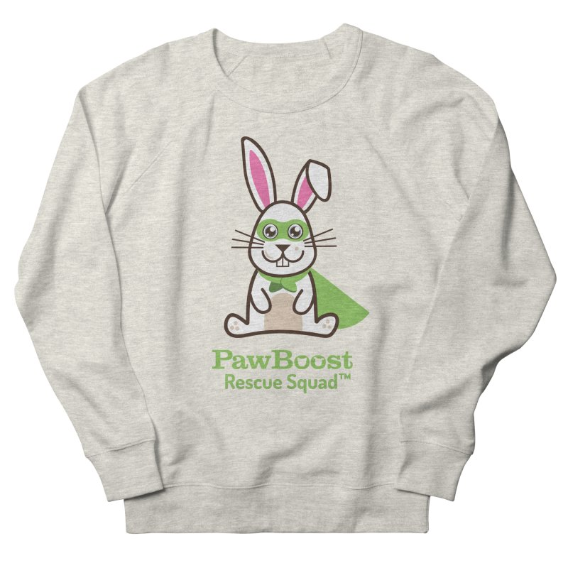 Riley (rabbit) Men's Sweatshirt by PawBoost's Shop