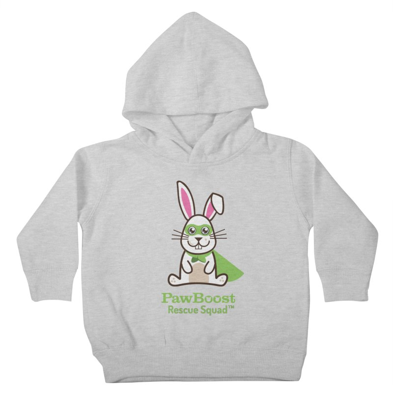 Riley (rabbit) Kids Toddler Pullover Hoody by PawBoost's Shop