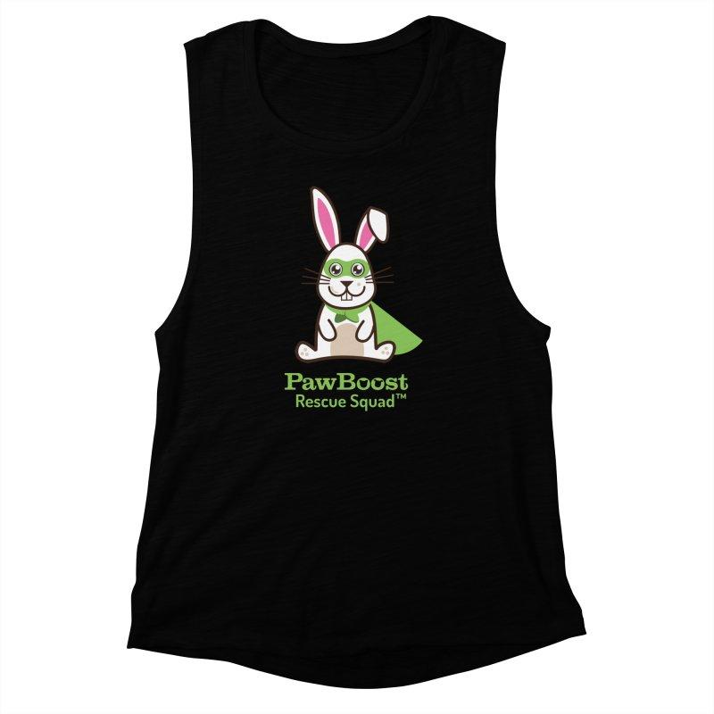 Riley (rabbit) Women's Muscle Tank by PawBoost's Shop