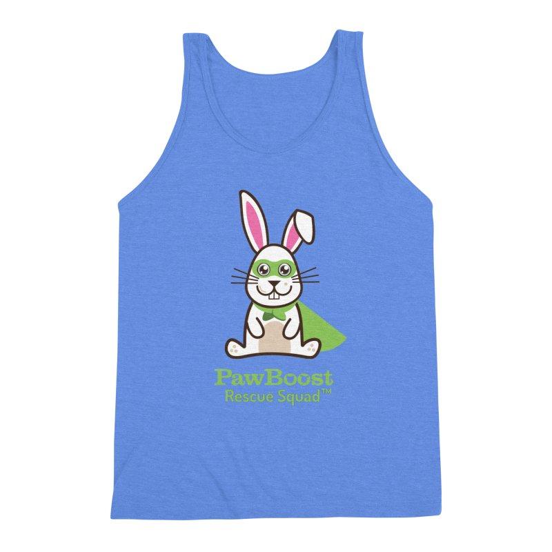 Riley (rabbit) Men's Triblend Tank by PawBoost's Shop