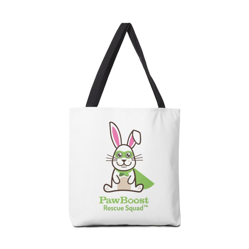 Riley (rabbit) Accessories Bag by PawBoost's Shop
