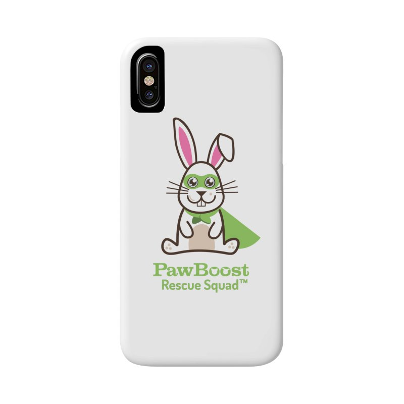 Riley (rabbit) Accessories Phone Case by PawBoost's Shop