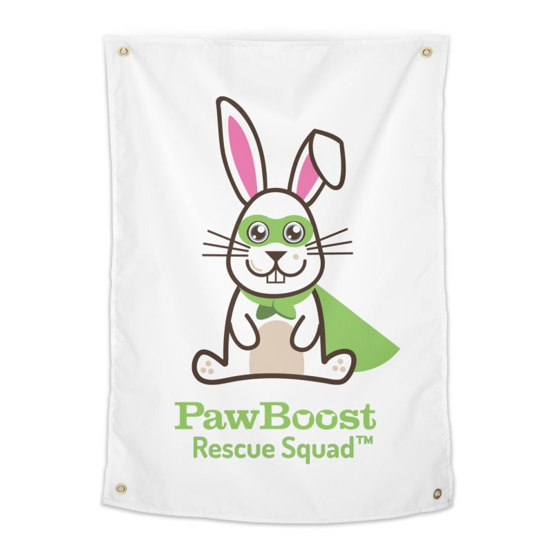 Riley (rabbit) Home Tapestry by PawBoost's Shop