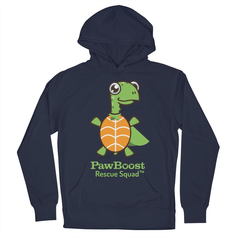 Tommy (turtle) Men's Pullover Hoody by PawBoost's Shop
