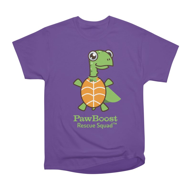 Tommy (turtle) Women's Heavyweight Unisex T-Shirt by PawBoost's Shop
