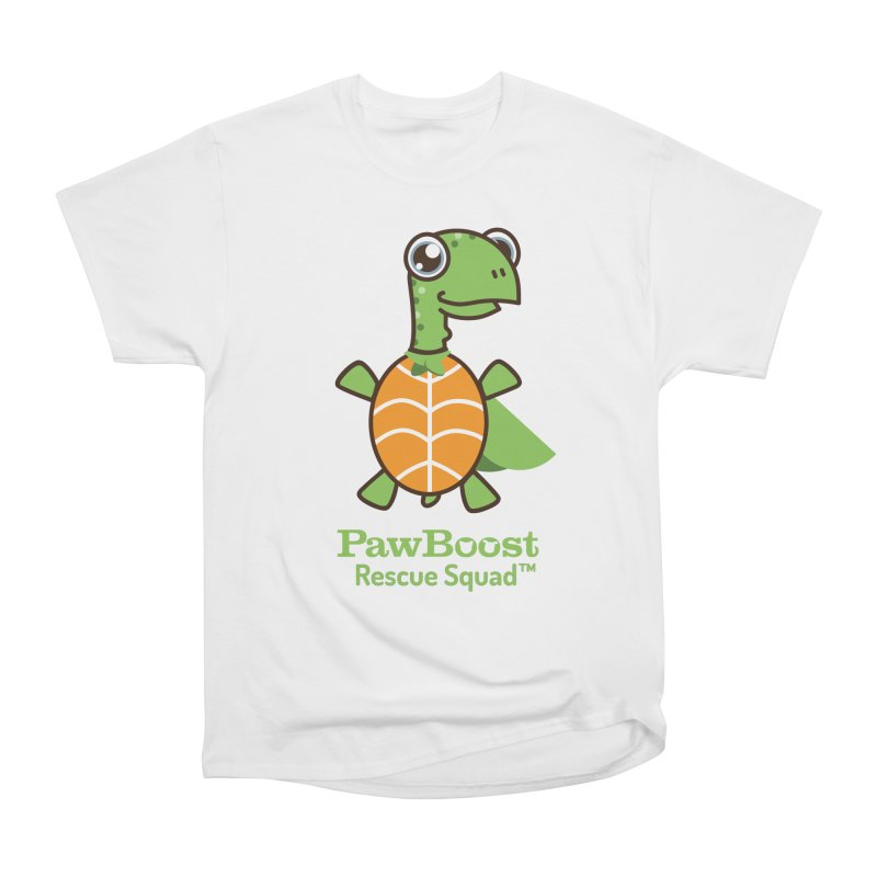 Tommy (turtle) Women's Classic Unisex T-Shirt by PawBoost's Shop