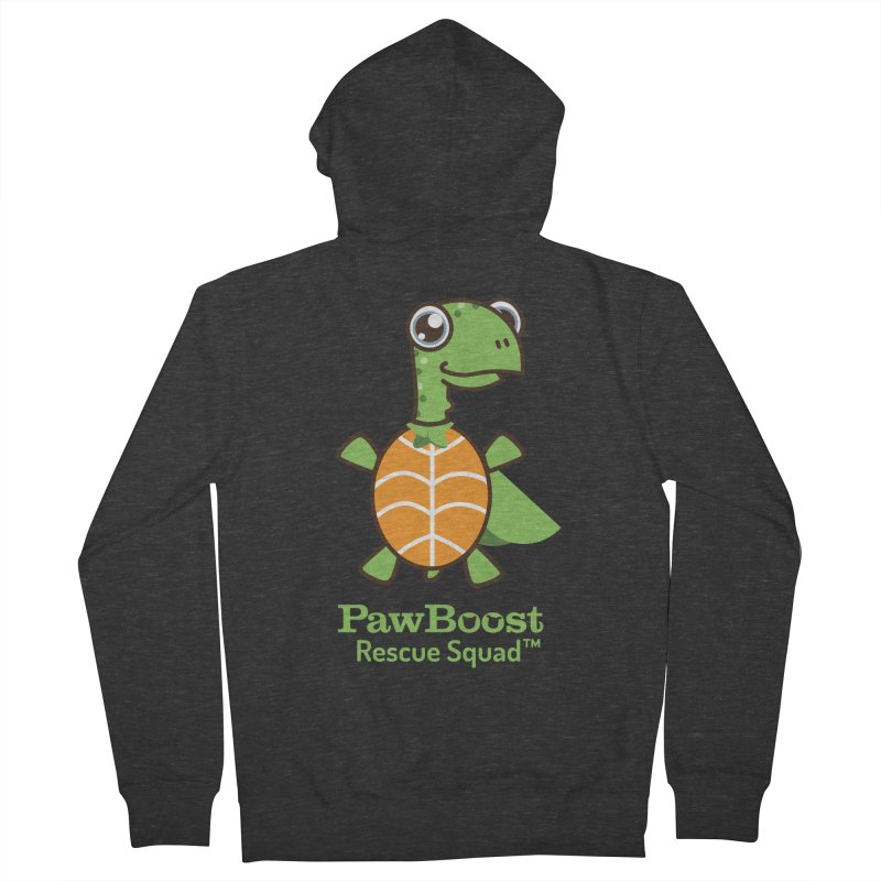 Tommy (turtle) Women's Zip-Up Hoody by PawBoost's Shop