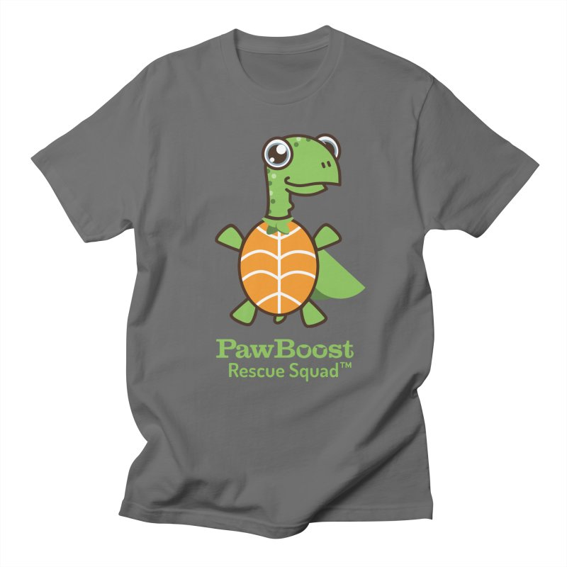 Tommy (turtle) Men's T-Shirt by PawBoost's Shop
