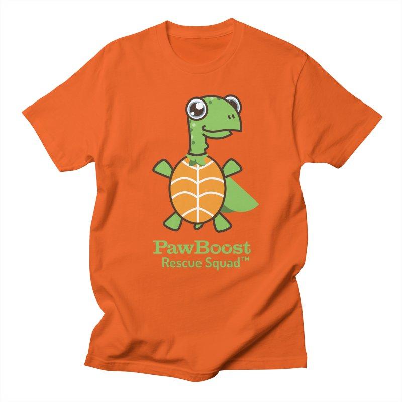 Tommy (turtle) Women's Regular Unisex T-Shirt by PawBoost's Shop